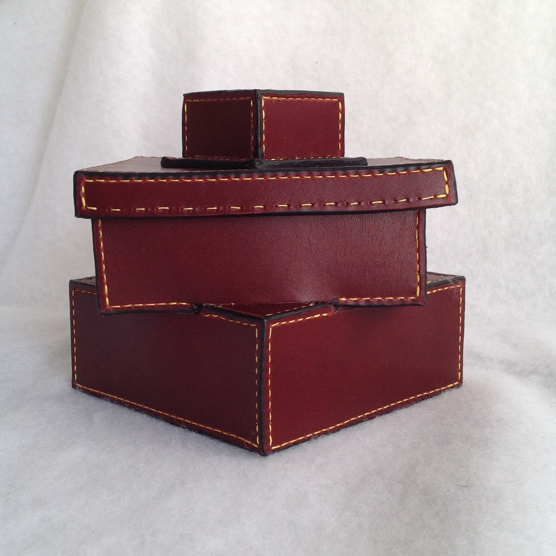 Double Stacked Art Box