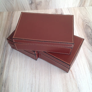 Triple Stacked Art Box