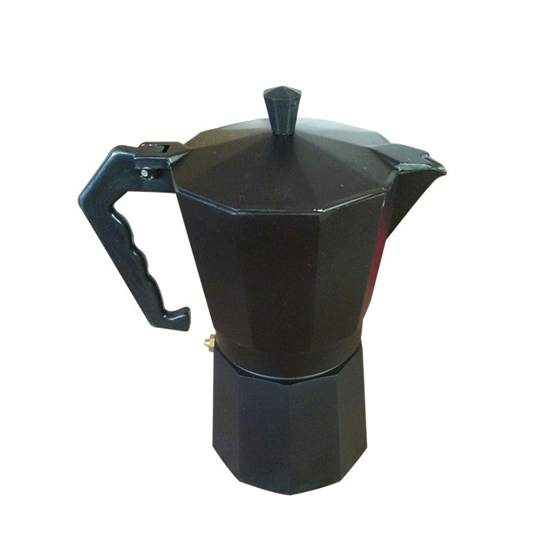 italian espresso coffee maker percolator pot 9 cup adusko home