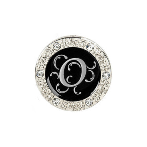 "Monogram Bling ""O"" Key Finder"
