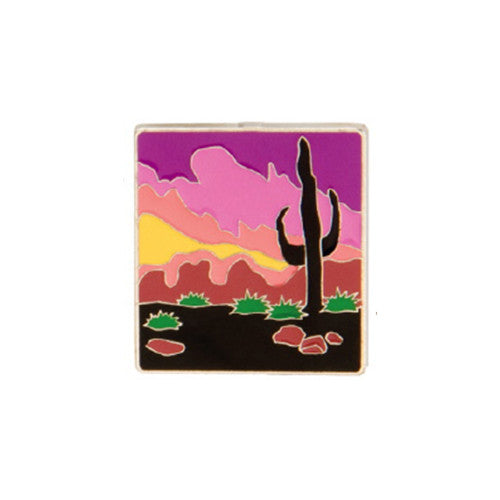 Cactus Sunset Key Finder