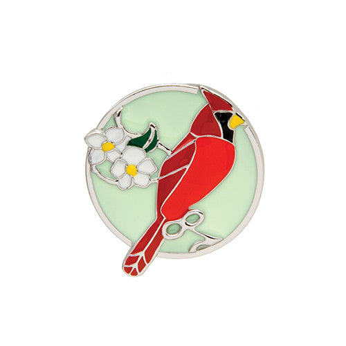 Cardinal Bird Key Finder