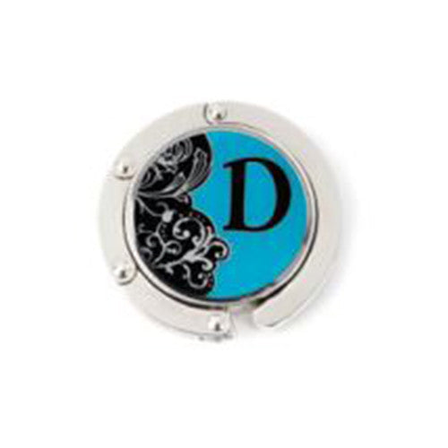 "Monogram ""D"" Purse Hanger"
