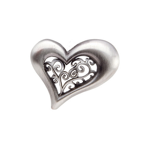 Filigree Heart Key Finder