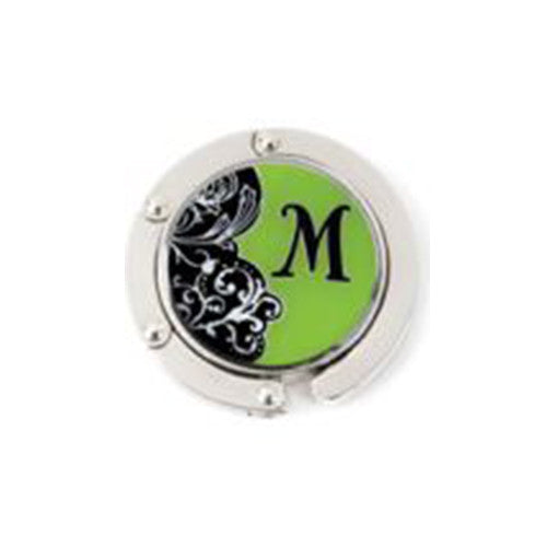"Monogram ""M"" Purse Hanger"
