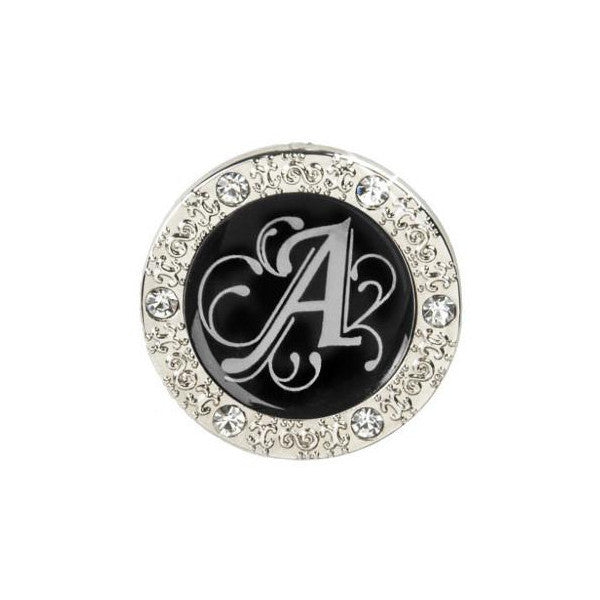 "Monogram Bling ""A"" Key Finder"