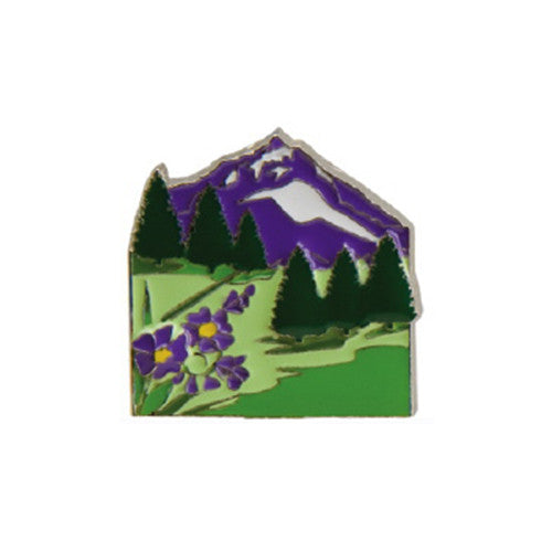 Mountain Scene Key Finder
