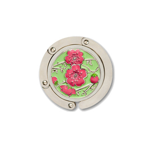 Wild Roses Purse Hanger