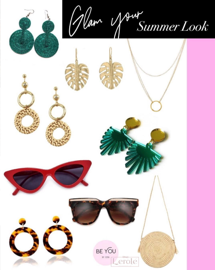 Glam Your Summer Look