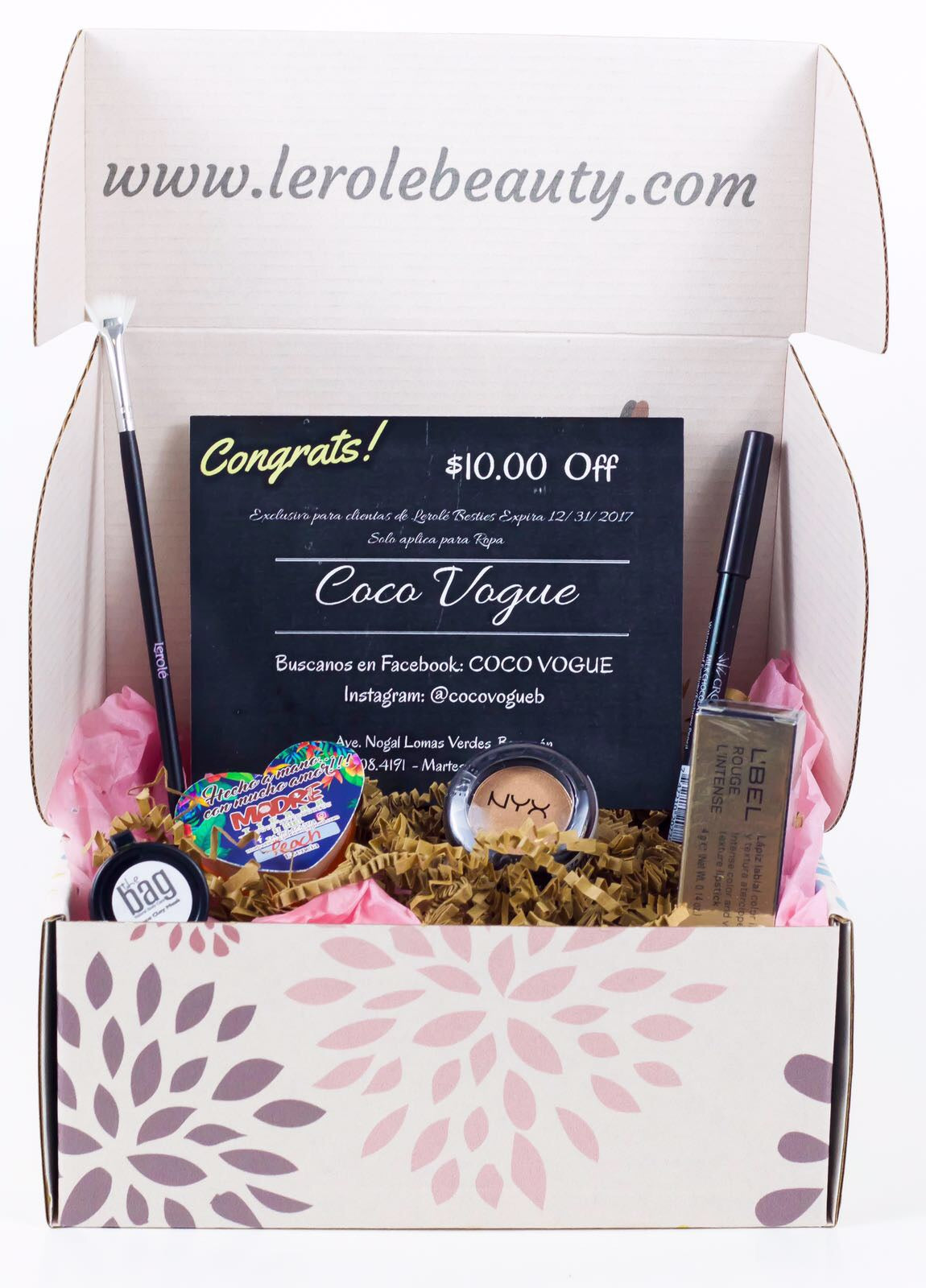 Lerolé Beauty Box