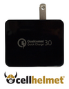 Cellhelmet Wall Charger 3.0 Qualcomm