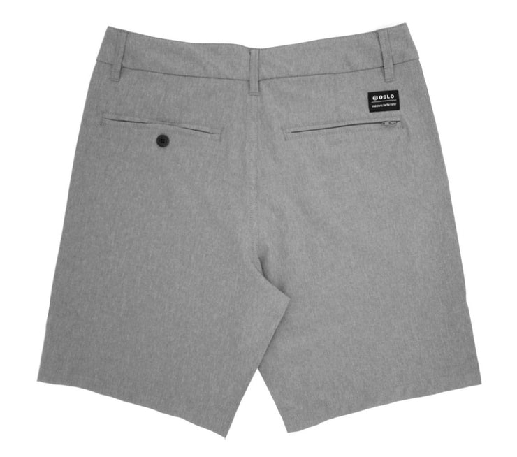 Oslo Amphibious Walkshorts Grey