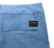 Oslo Amphibious Walkshorts Blue