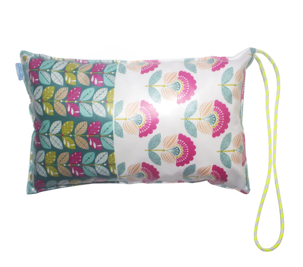 Flowers Beach Pillow