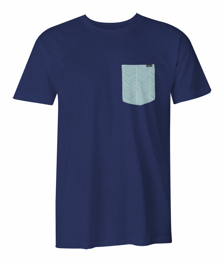 Oslo Pocket T-shirt Lavalwe