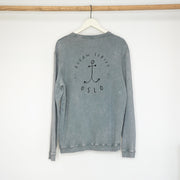 Anchor Pre-washed Sweatshirt