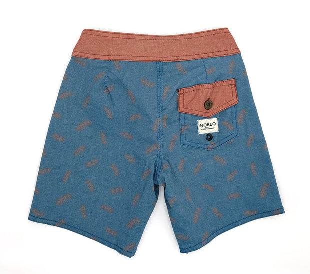 Feathers Kids Vintage Boardshort