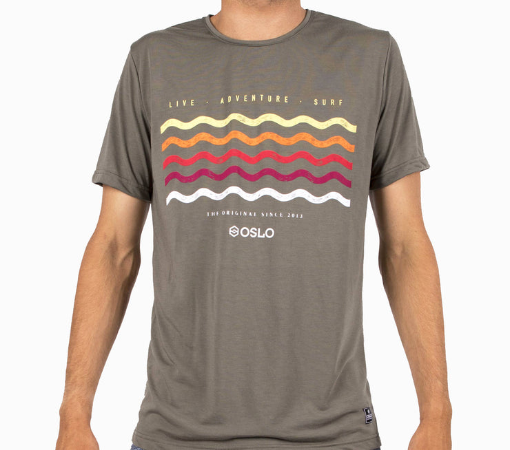 T-shirt Waves