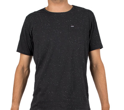 T-shirt Oslo Pocket Black