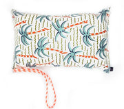 Palm Trees Beach Pillow