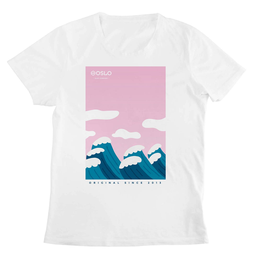 T-shirt Beach Waves