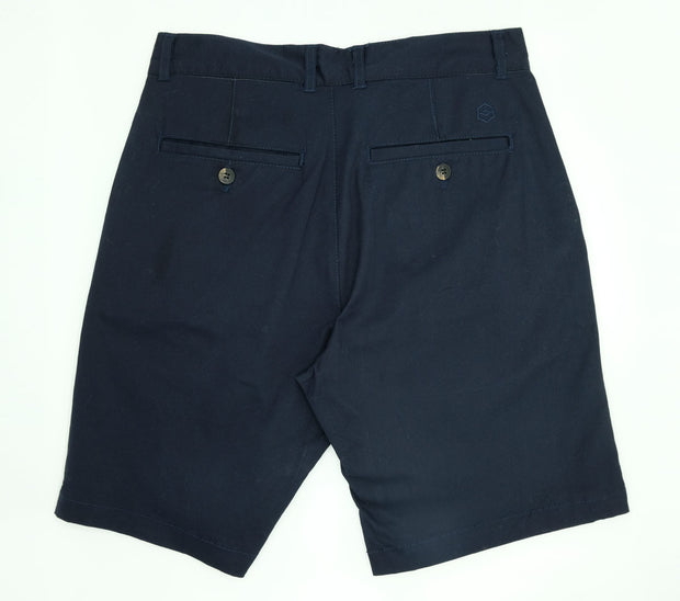 Oslo Chino Walkshorts Dark Blue