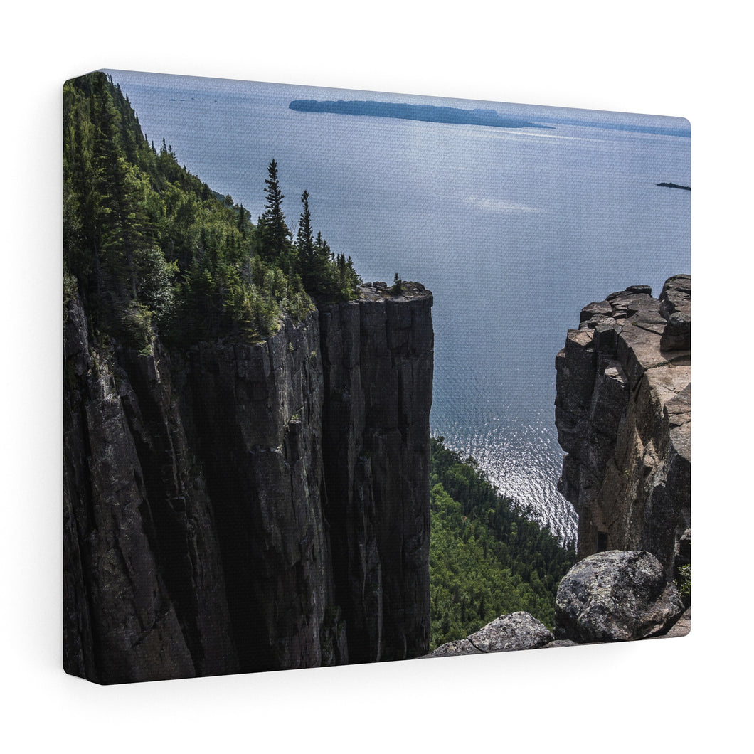 Sleeping Giant Canvas Wrap