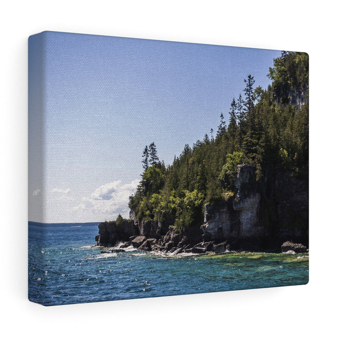 Bruce Peninsula Canvas Wrap