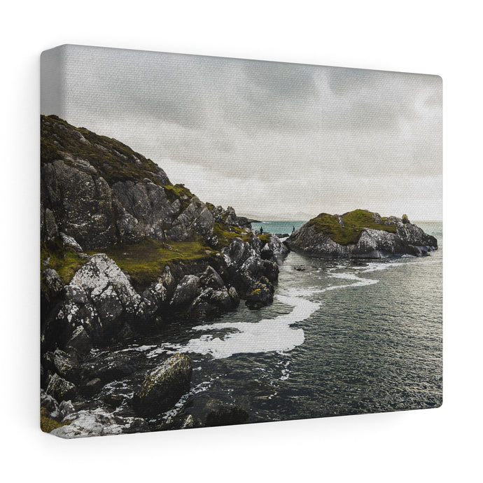 Wild Atlantic Way Canvas Wrap