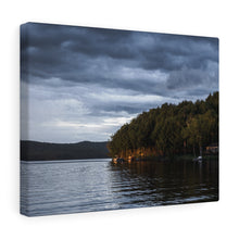 Muskoka at Dusk Canvas Wrap