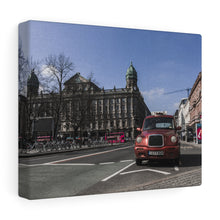Belfast Cab Canvas Wrap