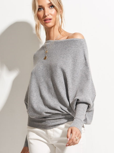 Come Together Dolman Top