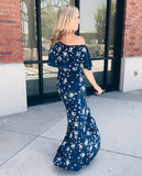 On My Mind Maxi Dress