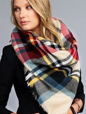 Essential Blanket Scarf