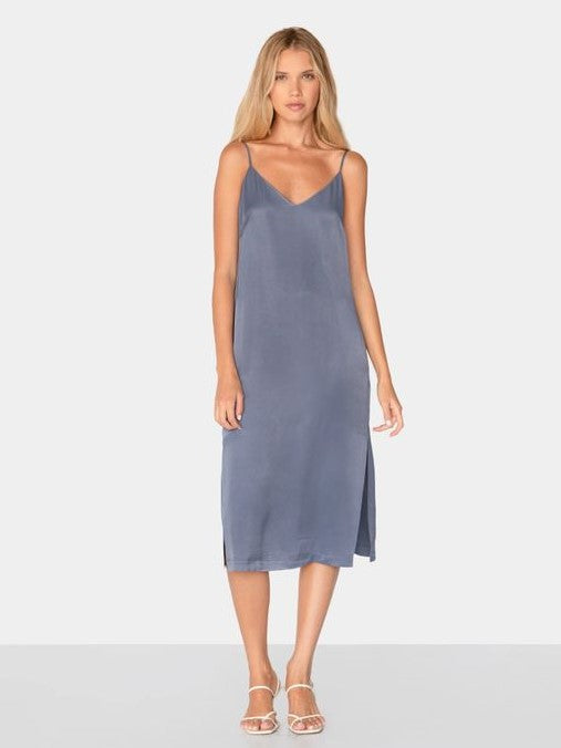 Mallory Midi Slip Dress- 1 Left! Final Sale