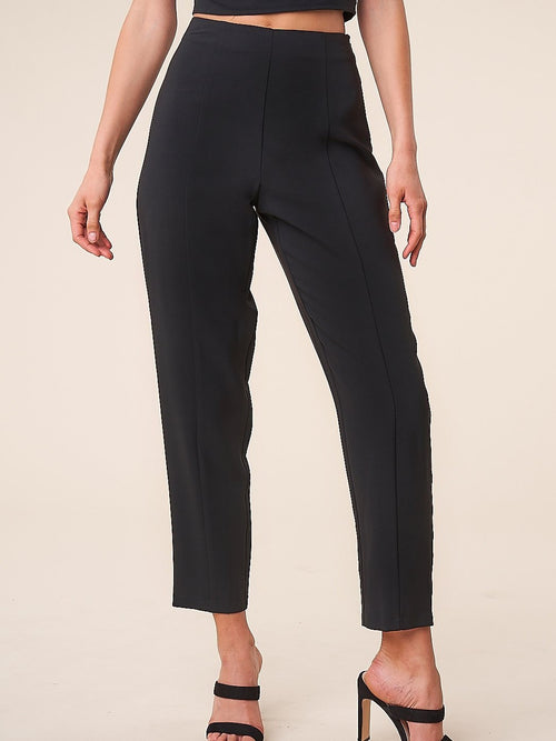 All Night Hight Waist Pants