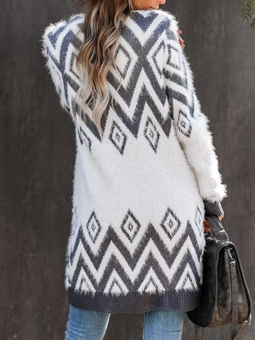 Aspen Pocketed Aztec Cardigan