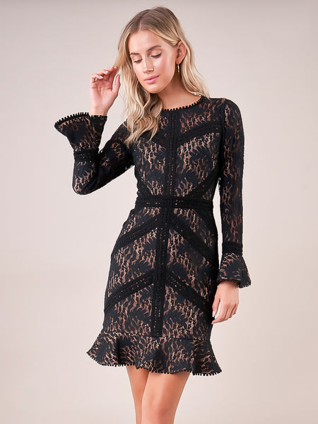 Adrena Lace Dress