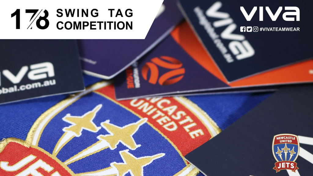 Viva Official Swing Tag A-League competition