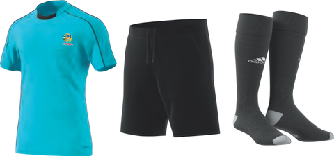 FFSA Referee Uniforms - Community Match Official Pack