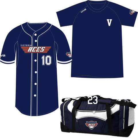 Baseball Victoria - Womens State Team Players Pack