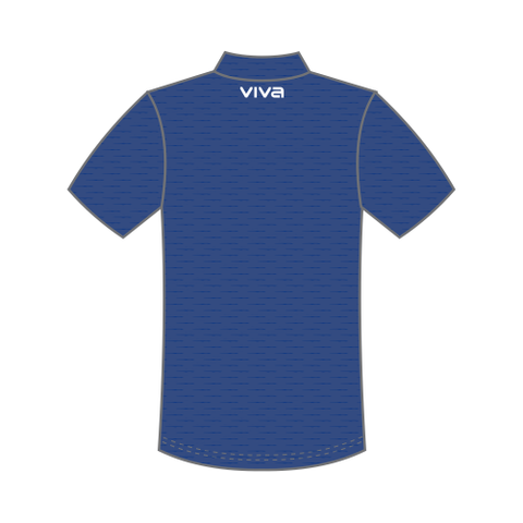 AFL Masters Men's Polo Shirt - Blue Melange
