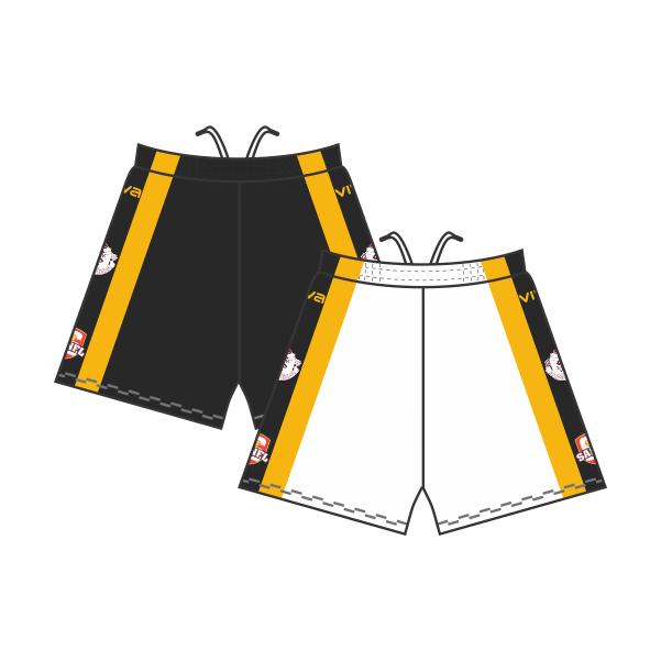 Aldinga FC - Jnr Boys & Mens - Reversible AFL Shorts