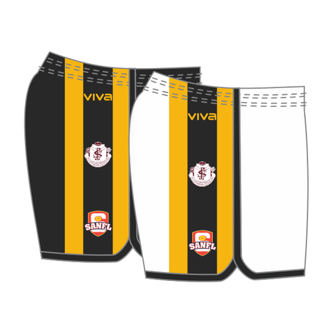 Aldinga FC - Womens - Womens Reversible AFL Shorts