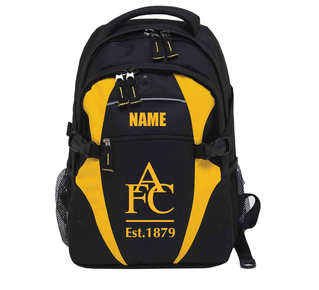 ALDINGA FC BACKPACK - WITH INITIALS