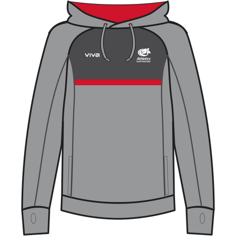 Athletics SA - Hooded Sweat