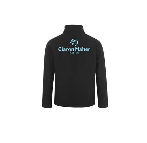 CIARON MAHER RACING - Olympus Softshell Men's Jacket - PLEASE ALLOW 2-3 WEEKS FOR DELIVERY