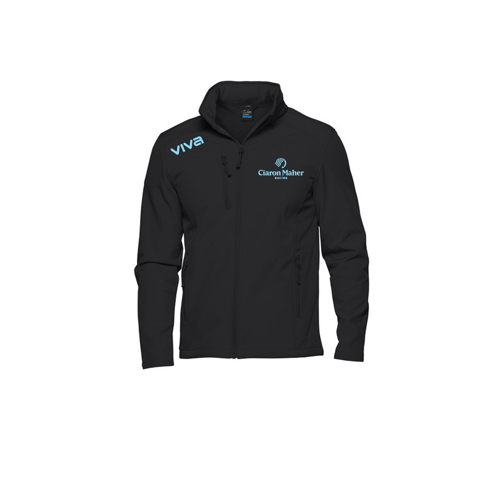 CIARON MAHER RACING - Olympus Softshell Women's Jacket WITH NAME - PLEASE ALLOW 2-3 WEEKS FOR DELIVERY
