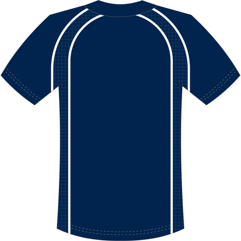 Geelong Baycats Baseball Club - Sublimated Pre Game T-Shirt