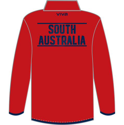 Basketball SA & SA Metro Players Tracksuit Jacket